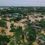 Tình hình mưa lũ ngày 22/10: Quảng Bình có nắng trở lại, bão số 8 giật cấp 14