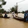 Nghệ An đến Thừa Thiên - Huế dự báo tiếp tục có mưa từ đêm 24/10