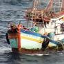 Ngăn chặn tàu cá vi phạm đánh bắt ở vùng biển nước ngoài