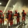 Hơn 300 người tham gia diễn tập cứu hộ, chữa cháy quy mô lớn tại đường hầm Thủ Thiêm