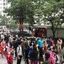 Cháy ở chung cư Linh Đàm, hàng trăm cư dân tháo chạy
