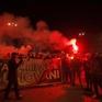 Hàng nghìn người biểu tình phản đối các biện pháp kiểm soát COVID-19 mới tại Italy