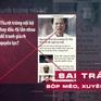 Đối diện tháng 10: Ngăn chặn thông tin xuyên tạc về nhân sự Đại hội XIII (20h10, 28/10 trên VTV1)