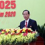 Ông Nguyễn Đức Thanh tái đắc cử Bí thư Tỉnh ủy Ninh Thuận khóa XIV
