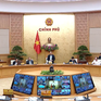 Thủ tướng yêu cầu tập trung tìm kiếm người mất tích trên biển và trong vụ lở đất