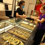 Giá vàng trong nước bất ngờ lao dốc mạnh