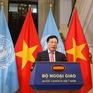 Việt Nam cam kết duy trì khu vực Đông Nam Á không có vũ khí hạt nhân