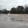 Nước lũ ở Hà Tĩnh lên nhanh, di dời người dân khỏi vùng nguy hiểm