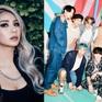 CL (2NE1) hết lời ca ngợi BTS