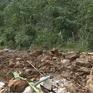 Sạt lở nghiêm trọng, các xã khu Tây huyện Trà Bồng bị cô lập hoàn toàn