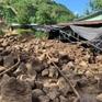 Vụ sạt lở ở Phước Sơn: Lương thực ở 2 xã bị cô lập đã cạn, công tác cứu nạn nguy hiểm