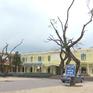 Trường học tan hoang, ngổn ngang sau bão lũ