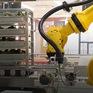 Ứng dụng robot bếp trưởng và canteen thông minh tại trường học