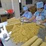 Bánh đậu xanh xuất sang Nhật
