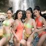 Thí sinh Hoa khôi Du lịch 2020 khoe ảnh bikini trước Chung kết