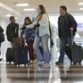 Lượng khách đi lại mùa lễ Tạ ơn tại Mỹ sụt giảm mạnh