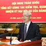 Tổng Bí thư, Chủ tịch nước: Nhiệm kỳ khóa XII thi hành kỷ luật nhiều lãnh đạo cấp cao và tướng lĩnh