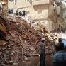 Sập tòa nhà 3 tầng tại Ai Cập, ít nhất 6 người thiệt mạng