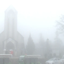 Nhiệt độ giảm sâu, Sa Pa chìm trong sương mù, rét buốt