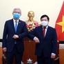 Hàn Quốc sẵn sàng cùng Việt Nam vừa phòng chống dịch vừa phát triển kinh tế - xã hội