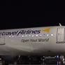 Máy bay đầu tiên của Vietravel Airlines đã cập cảng Tân Sơn Nhất