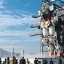 """Nhật Bản ra mắt """"Robot khổng lồ"""" biến giấc mơ của mọi đứa trẻ thành hiện thực"""