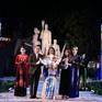 NTK Vũ Thảo Giang đem áo dài di sản giới thiệu với bạn bè ASEAN