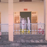 Bệnh viện dã chiến ở Củ Chi đang cách ly 24 người