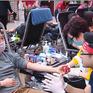 """Sôi nổi Lễ hội Xuân hồng """"Phòng chống nCoV - Đừng quên đi hiến máu"""""""
