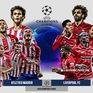 Atletico Madrid - Liverpool: Thách thức nhà vô địch! (3h00 ngày 19/2)