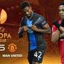 Lịch trực tiếp bóng đá Europa League rạng sáng mai (21/2): Man Utd hành quân tới Bỉ