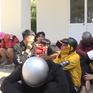 Đồng Nai: Huy động xe đầu kéo chặn quốc lộ bắt đua xe trái phép