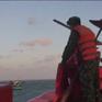 Cứu 4 ngư dân gặp nạn trên biển Cà Mau