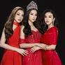 Top 3 Hoa hậu Việt Nam 2018 khoe bộ ảnh trước khi kết thúc nhiệm kỳ