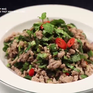 """Cách làm gỏi thịt heo kiểu Thái đơn giản """"trong 1 nốt nhạc"""""""