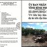 Bình Phước: Khai thác rồi tiêu hủy 8.000m3 gỗ nhưng chỉ… rút kinh nghiệm