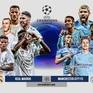 Real Madrid – Manchester City: Chờ đợi cuộc đôi công hấp dẫn! (3h00 ngày 27/2, lượt đi vòng 1/8 UEFA Champions League)