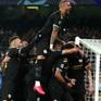 Real Madrid 1-2 Man City: Ngược dòng ấn tượng ngay tại Bernabeu