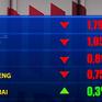 Chứng khoán châu Á tiếp tục sụt giảm