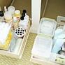Phòng tắm nhỏ hẹp sẽ đẹp và tiện dụng hơn nếu biết cách sắp xếp