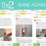 Mỹ phẩm sạch The2 - Công nghệ tái tạo da siêu vi điểm tại nhà