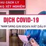 Việt Nam sang giai đoạn mất dấu bệnh nhân F0 mắc COVID-19