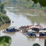 Chính quyền huyện Bù Đăng xác nhận có tình trạng khai thác cát trái phép