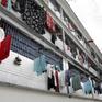 Colombia: Treo vải đỏ ở cửa sổ để được hỗ trợ kinh tế