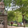 """Phố đi bộ Hà Nội trước """"giờ G"""": Hàng rong, quán ăn rục rịch trở lại"""