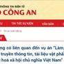 Bắt tạm giam Nguyễn Tường Thụy vì tội tàng trữ, phát tán thông tin, tài liệu vật phẩm chống Nhà nước