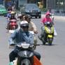 Trời nắng nóng, người đi xe máy cần chú ý điều gì?