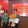 Hai tướng lĩnh Công an nhân dân được giao trọng trách mới