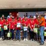 Trao tặng học bổng cho học sinh nghèo Ninh Bình
