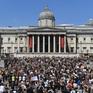 Sau cái chết của người da màu ở Mỹ, biểu tình lan rộng tại Canada, Anh và Đức